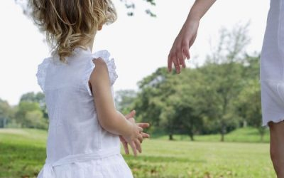 To My Child: You Never Have To Walk Alone