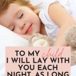 Help Toddler Sleep