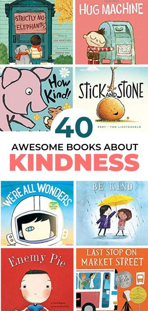 Best Children's Books About Kindness | The Ulitmate List