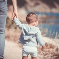 To My Child: I Hope You Will Remember That Mommy Tried