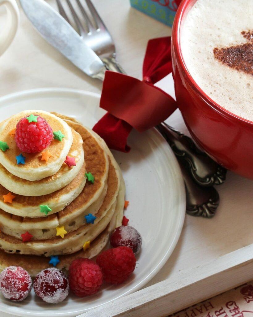 Christmas Morning Traditional - Christmas Breakfast
