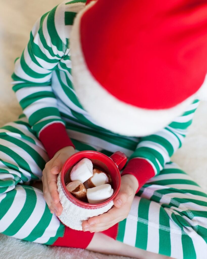 Christmas Morning Traditional - Hot Chocolate