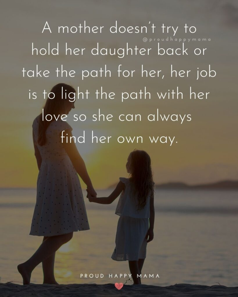 Mother Daughter Quotes - Someday when the pages of my life end, I know that my daughter will be one of the most beautiful chapters.