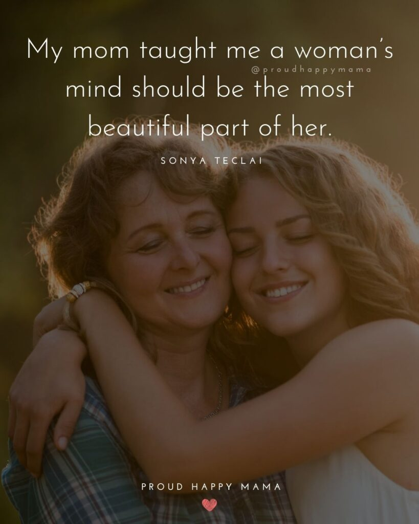 Mother Daughter Quotes - I cannot forget my mother. She is my bridge. When I needed to get across, she steadied herself long enough