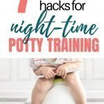When Do You Start Potty Training At Night | 7 Genius Hacks You Need To Know For Potty Training At Night Time