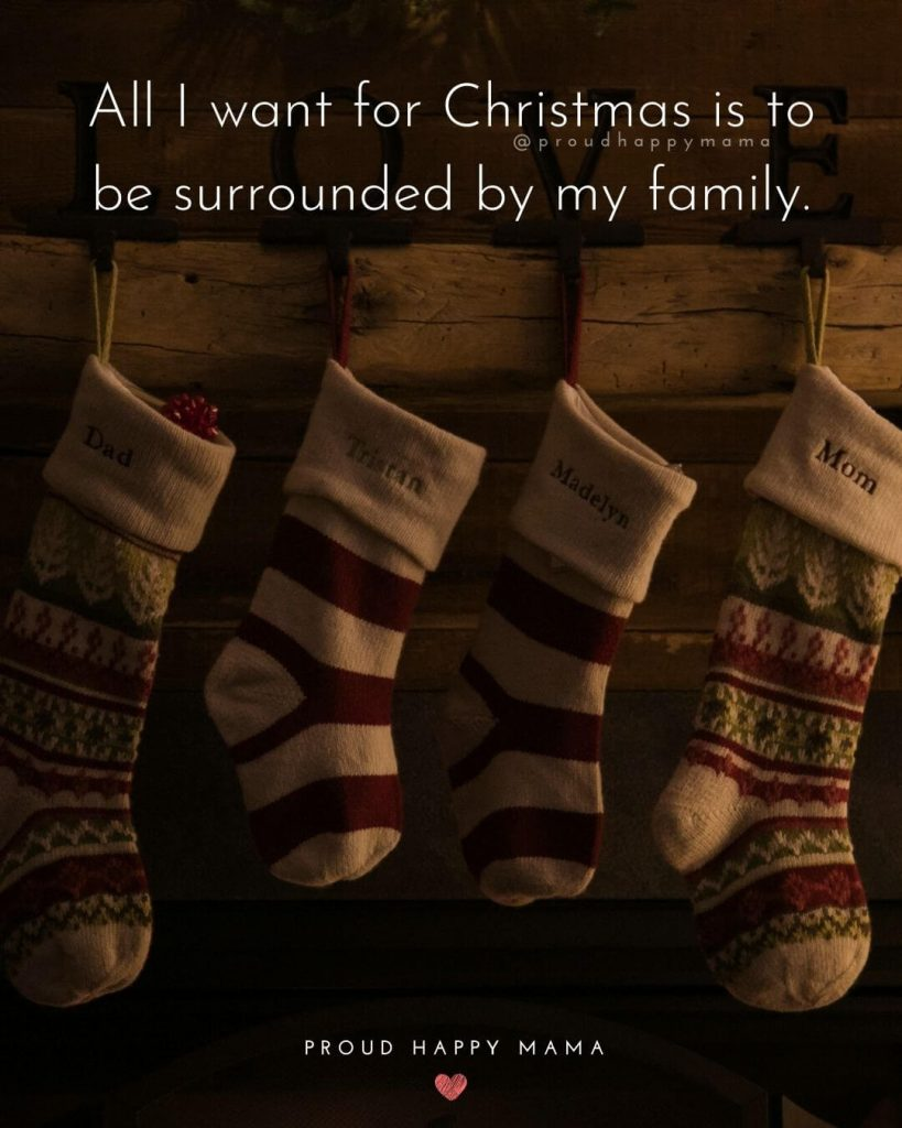20+ Merry Christmas Family Quotes And Sayings [With Images]