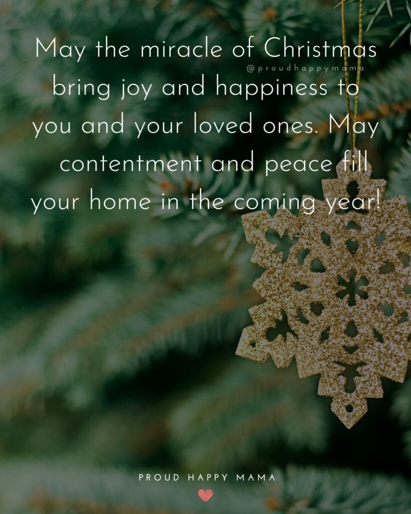 100 Merry Christmas Family Quotes And Sayings With Images