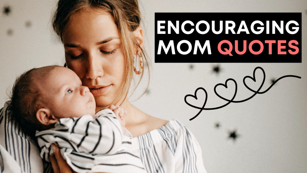 Encouraging Mom Quotes - Video Cover