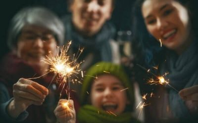 25+ Happy New Year Wishes For Friends And Family [With Images]