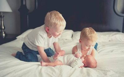 Dear Last Born Child, You Will Grow Up Surrounded With Love