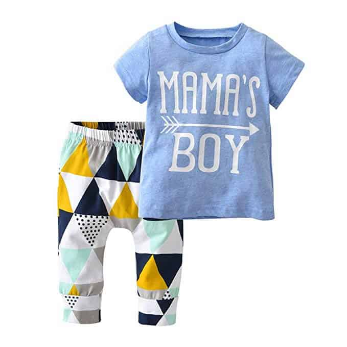 Mamas Boy Outfit