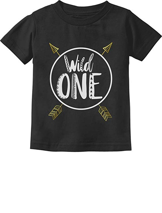 Wild One Shirt   The Mama With The 'Wild Child' Is Trying Harder Than You Think