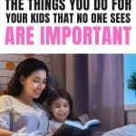 Words Of Encouragement For Mothers | Dear Mama, Keep Doing The Things No One Sees
