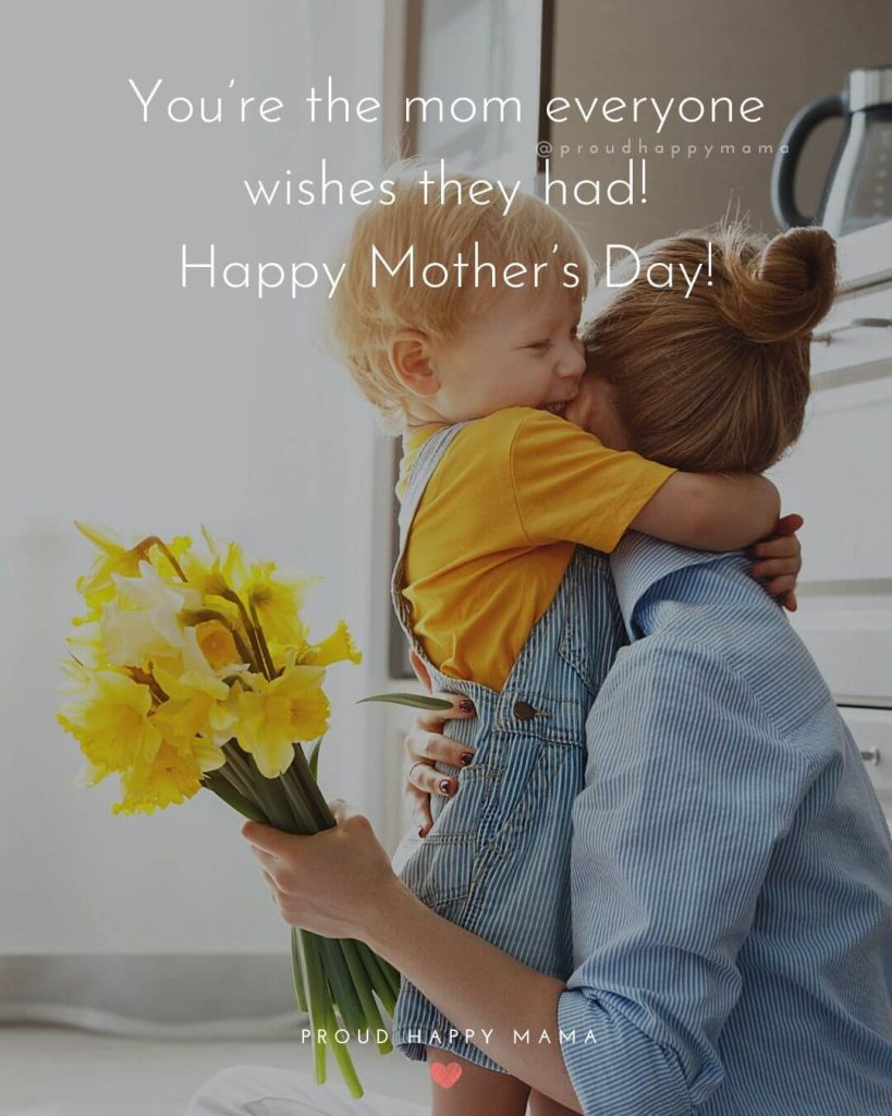 50+ BEST Happy Mother's Day Quotes From Son [With Images]