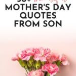 happy mothers day quotes from son boys