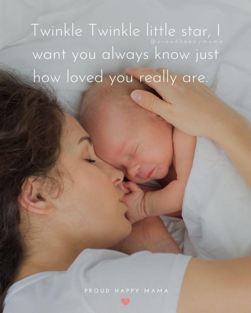 Best Wishes For Baby | Twinkle Twinkle little star, I want you always know just how loved you really are.