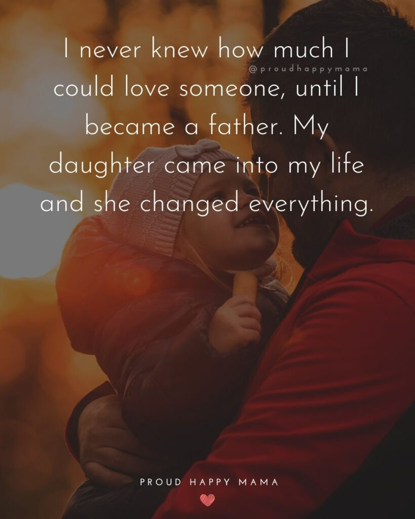 Father Daughter Quotes - A father never stops being an example for his daughter.