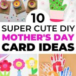 Mothers Day Cards Handmade Easy