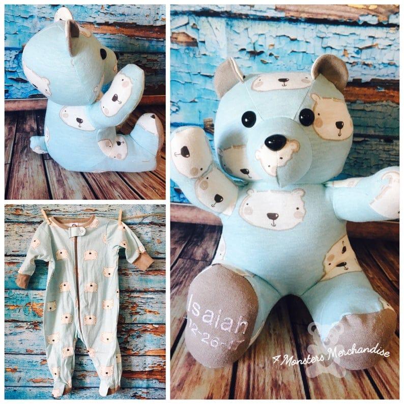 Baby Memory Bear