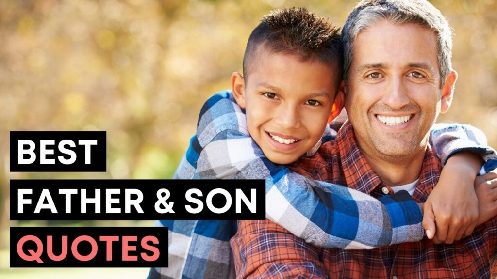 Best Father And Son Quotes And Sayings - YouTube Video Cover