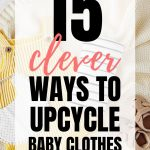 Repurpose Baby Clothes