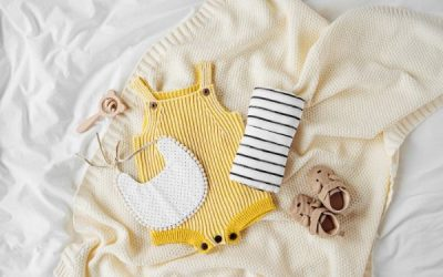 15 Ways To Upcycle Baby Clothes Into Useful Items & Keepsakes
