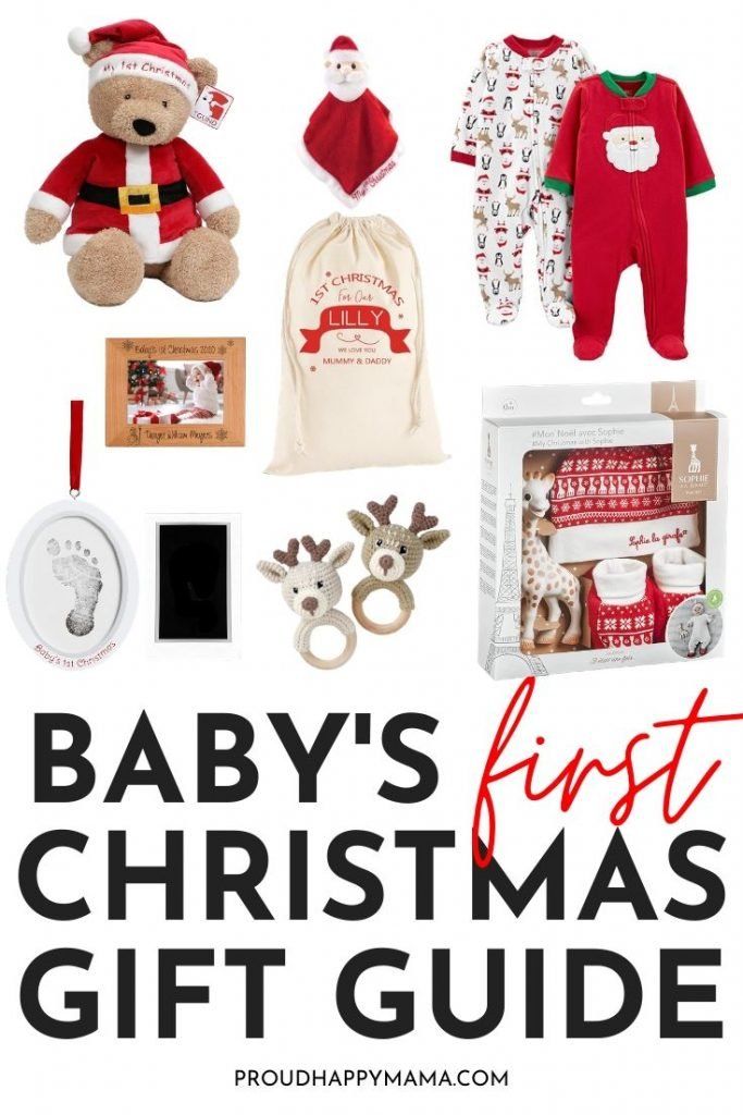 Baby Christmas Gifts Infants Cute Ideas