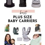 Best Baby Carrier For Plus Size Moms