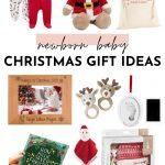 Newborn Baby Christmas Gift Ideas