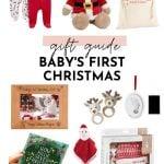 Newborn Baby Christmas Gifts