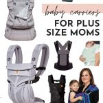 Plus Size Baby Carriers