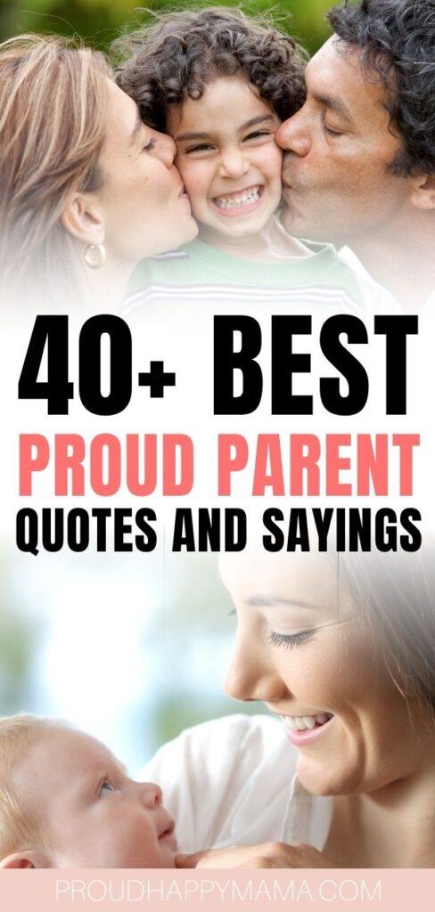 Proud Parents Quotes