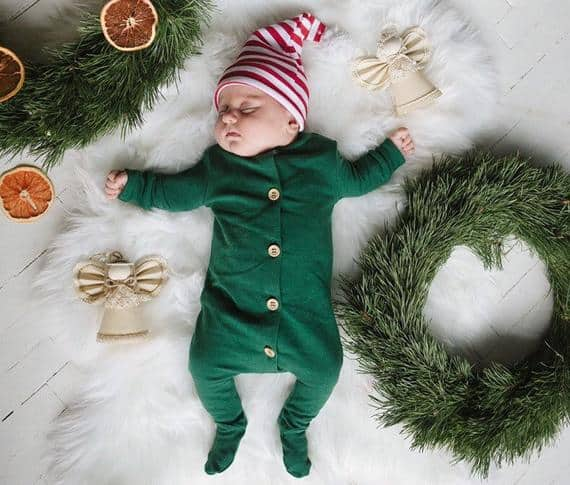 Baby Christmas Unisex Outfit
