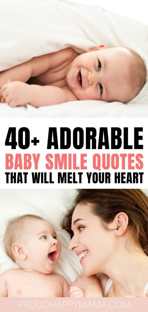 Baby Smile Quotes Kids
