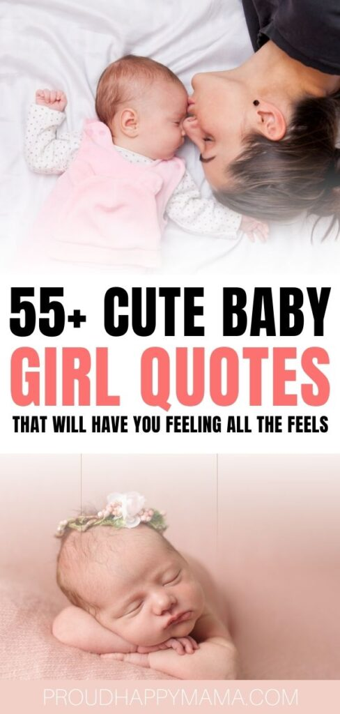 Cute Baby Girl Quotes