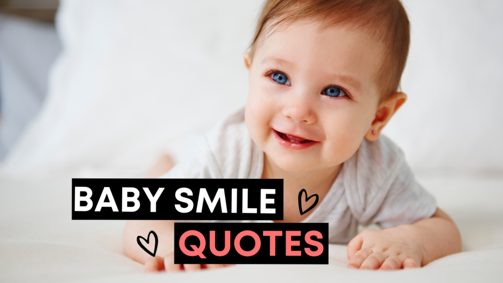 Cute Baby Smile Quotes - Youtube Video Cover