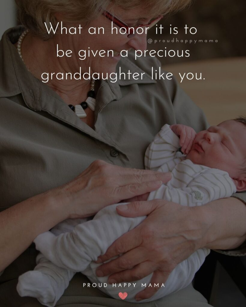 Granddaughter Quotes - My beautiful granddaughter, I never knew what my heart was missing till I met you.'