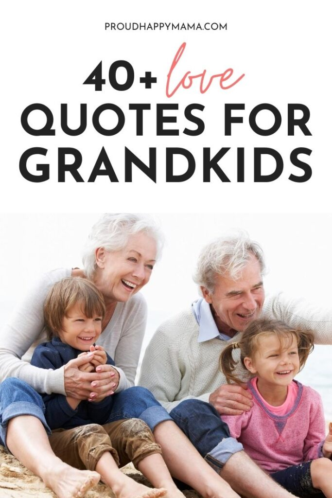 Grandkids Quotes