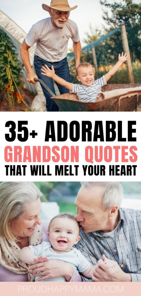 Grandson Quotes And Sayings