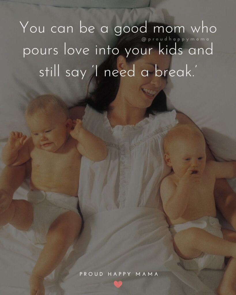 Strong Mom Quotes - I love my kids more than anything else in this world