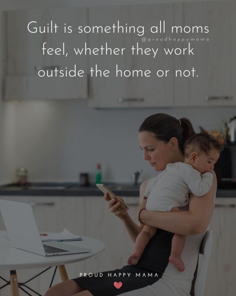 Working mom quotes and sayings