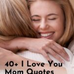 I Love You Mom Quotes Inspiration - Post Pin
