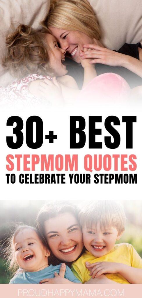 Best Stepmom Quotes