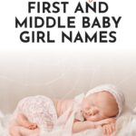 Cute Baby Girl Middle Names