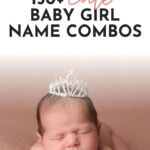 Cute Middle Names For Girls