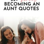 Quotes About Becoming An Aunt - Happiness is being an aunt