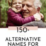 Alternative Names For Grandpa