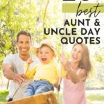 Aunts and Uncle Day Quotes - Post Pin