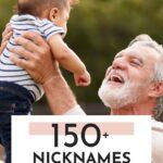 Best Nicknames For Grandpa