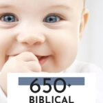 Biblical Baby Boy Names And Meanings